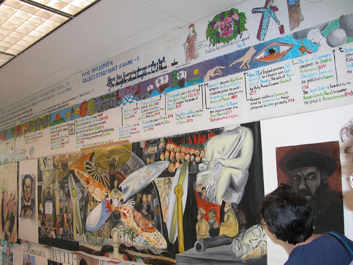 High School History Classroom Decorations : High school history classroom decorations pixshark
